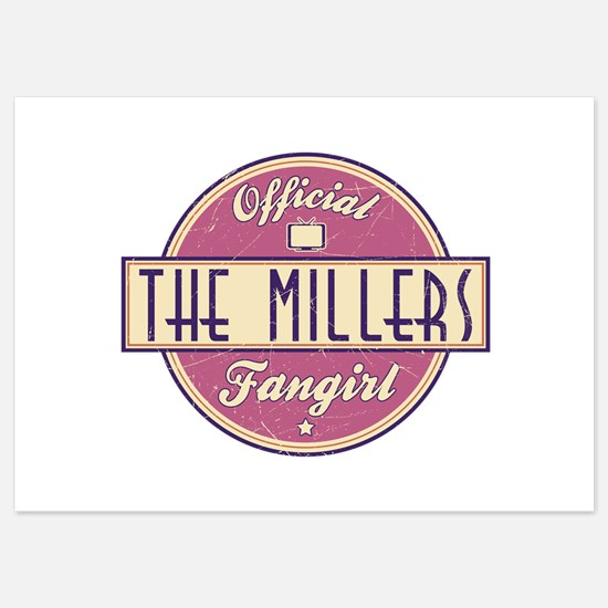 Offical The Millers Fangirl Invitations