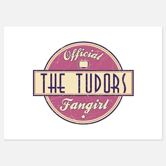 Offical The Tudors Fangirl Invitations
