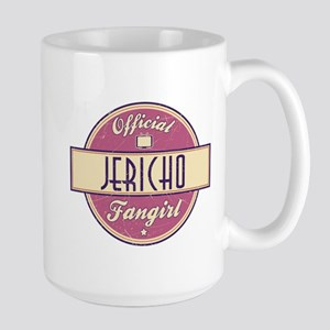 Offical Jericho Fangirl Large Mug