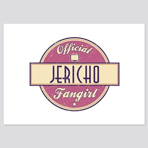 Offical Jericho Fangirl 5x7 Flat Cards