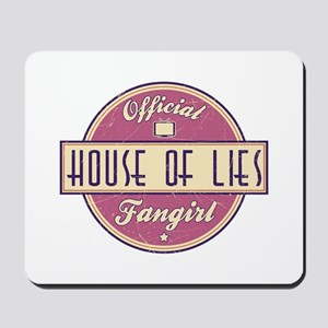 Offical House of Lies Fangirl Mousepad