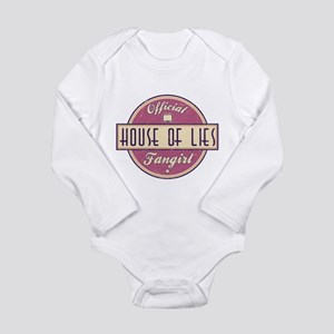 Offical House of Lies Fangirl Long Sleeve Infant B