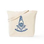 Masonic Design on a tote bag Tote Bag