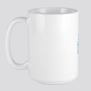 I'd Rather Be Watching The Borgias Large Mug
