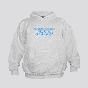 I'd Rather Be Watching Jericho Kid's Hoodie