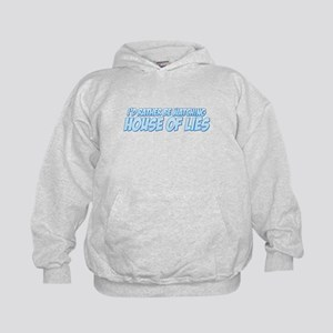 I'd Rather Be Watching House of Lies Kid's Hoodie