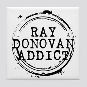 Ray Donovan Addict Stamp Tile Coaster