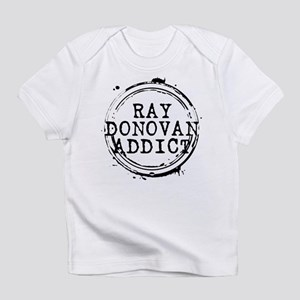 Ray Donovan Addict Stamp Infant T-Shirt