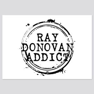 Ray Donovan Addict Stamp 5x7 Flat Cards