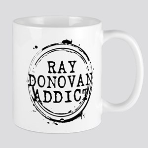 Ray Donovan Addict Stamp Mug