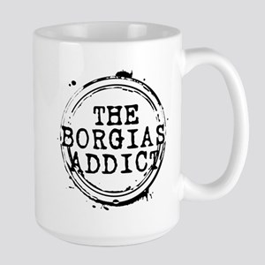 The Borgias Addict Stamp Large Mug