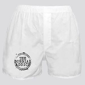 The Borgias Addict Stamp Boxer Shorts