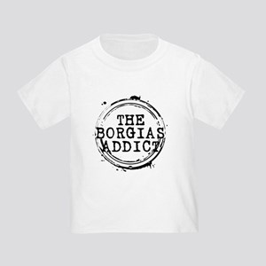 The Borgias Addict Stamp Infant/Toddler T-Shirt