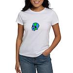 Skull Earth Women's T-Shirt