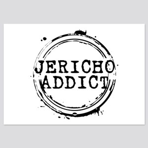 Jericho Addict Stamp 5x7 Flat Cards
