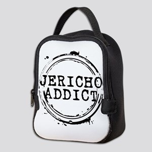 Jericho Addict Stamp Neoprene Lunch Bag
