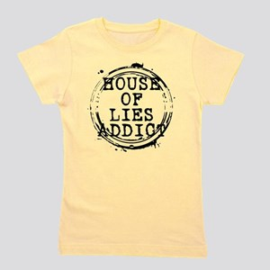 House of Lies Addict Stamp Girl's Tee