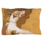 Borzoi Art Pillow Case