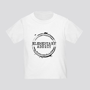 Elementary Addict Stamp Infant/Toddler T-Shirt