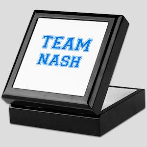 TEAM NASH Keepsake Box