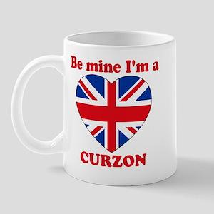 Curzon, Valentine's Day Mug