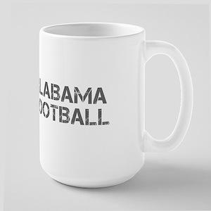 ALABAMA football-cap gray Mugs