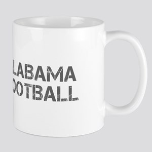 ALABAMA football-cap gray Mugs