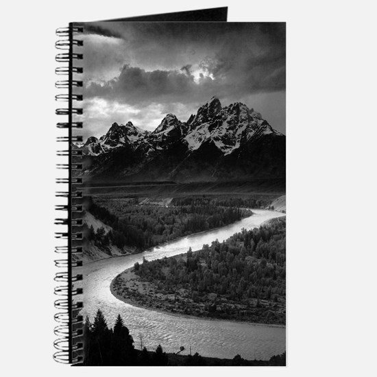 Ansel Adams The Tetons and the Snake River Journal