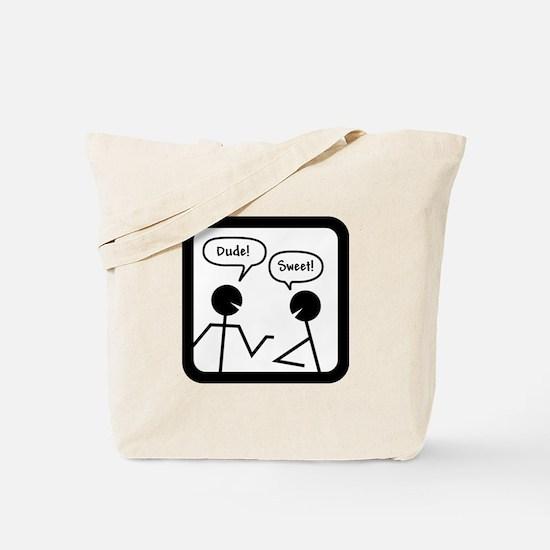 DUDES Tote Bag