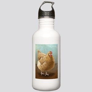 Buff Orpington Hen Water Bottle