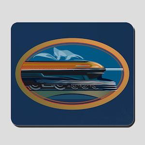 Train Art Mousepad