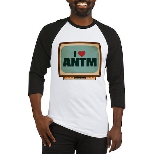 Retro I Heart ANTM Baseball Jersey