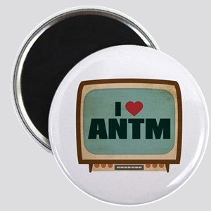 Retro I Heart ANTM Magnet