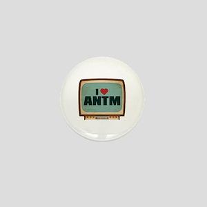 Retro I Heart ANTM Mini Button