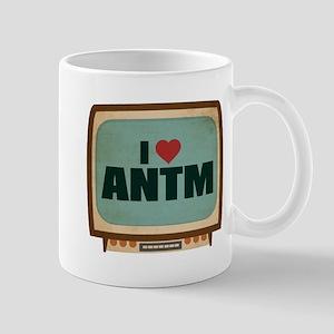 Retro I Heart ANTM Mug