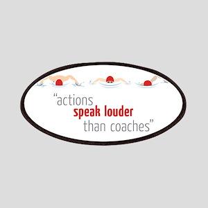 Actions Speak Patches