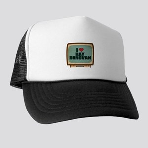 Retro I Heart Ray Donovan Trucker Hat
