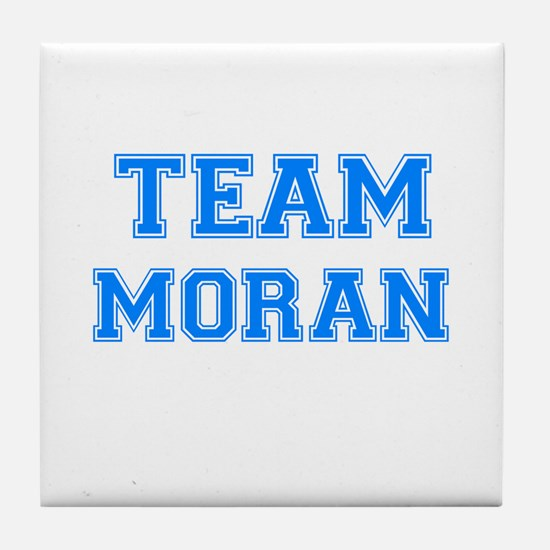 TEAM MORAN Tile Coaster