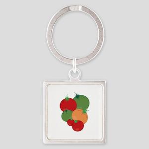 Tomatoes Keychains