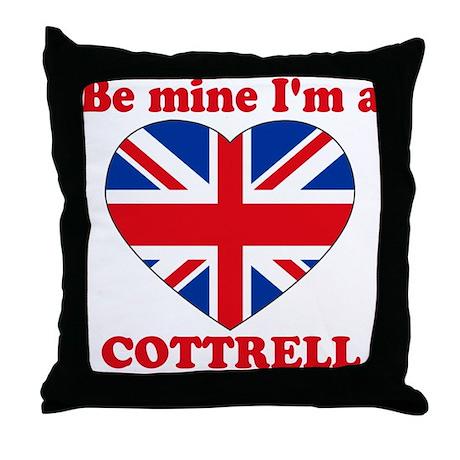 Cottrell, Valentine's Day Throw Pillow
