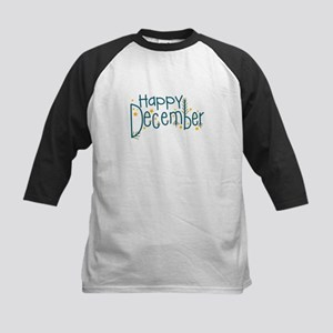 Happy December Baseball Jersey