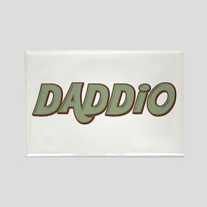 Daddio Rectangle Magnet