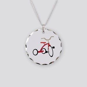 Tricycle Necklace