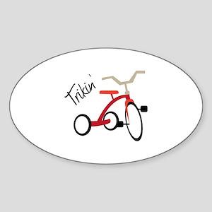 Trikin Sticker