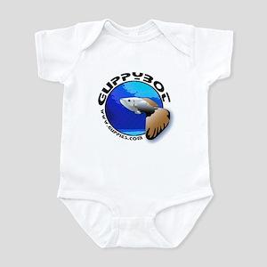 GuppyBot  Infant Bodysuit