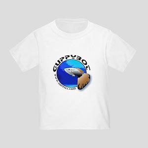 GuppyBot  Toddler T-Shirt