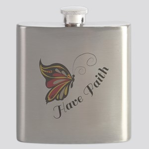 Have Faith Flask