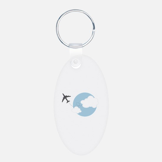 Travel The World Keychains