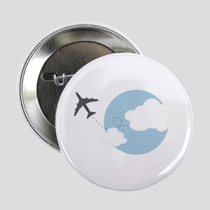 """Travel The World 2.25"""" Button (10 pack)"""
