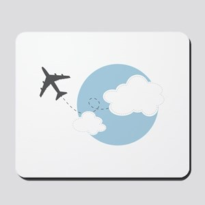 Travel The World Mousepad